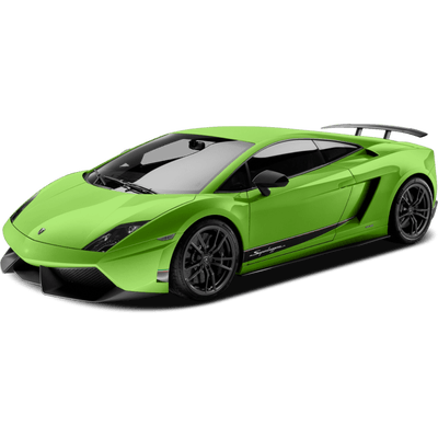 Green Lamborghini Transparent Png Stickpng