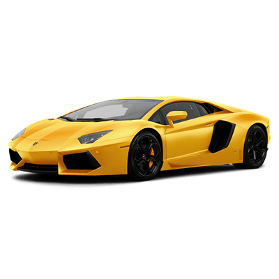 Yellow Lamborghini Transparent Png Stickpng