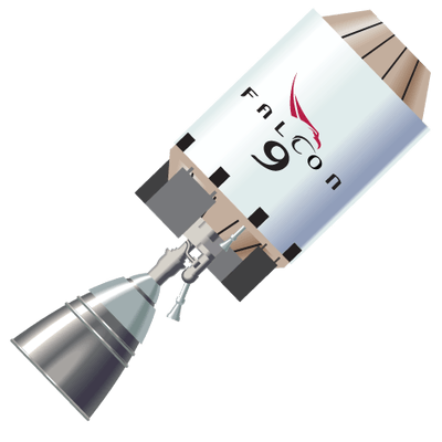 spacex rocket logo transparent - photo #11