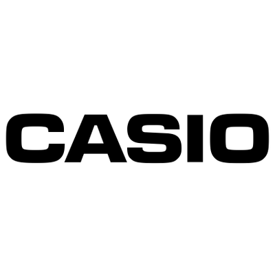 Casio Logo transparent PNG - StickPNG