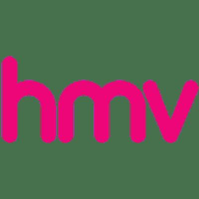Hmv Logo Dog Transparent Png Stickpng