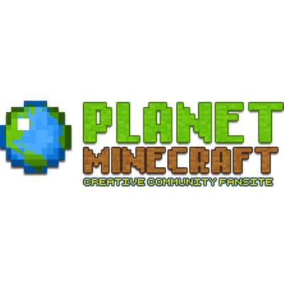 Planet Minecraft Logo Transparent Png Stickpng