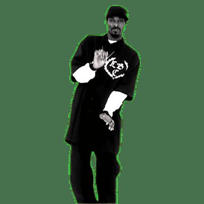 Thug Life Snoop Dogg Dancing Transparent Png Stickpng