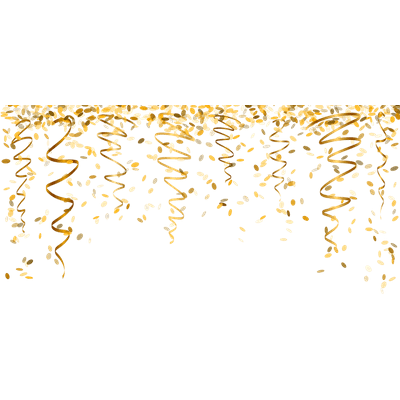 Happy New Year Transparent Background 79