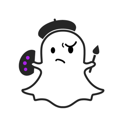 photo relating to Printable Snapchat Logo identify Snapchat Ghost Define clear PNG - StickPNG
