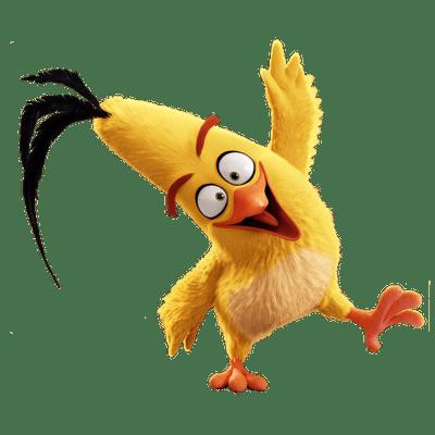 Angry Bird Blue transparent PNG - StickPNG