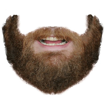 Beard and Mouth