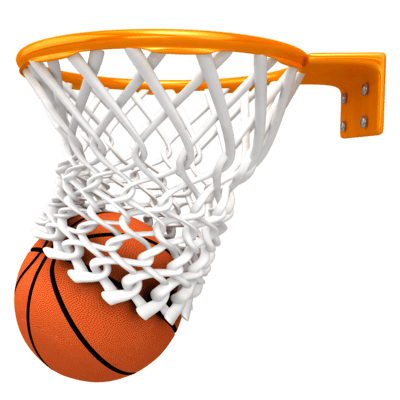 Basketball Ring Template