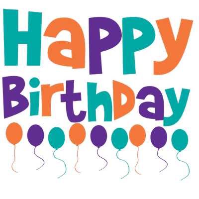 happy 18th birthday transparent png stickpng