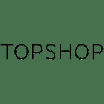 topshop logo transparent png stickpng