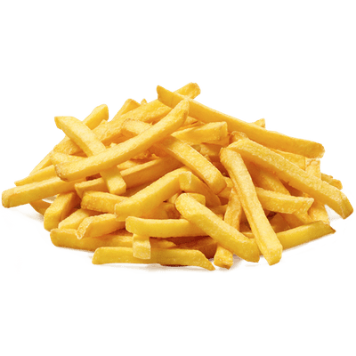 French Fries Stack transparent PNG - StickPNG