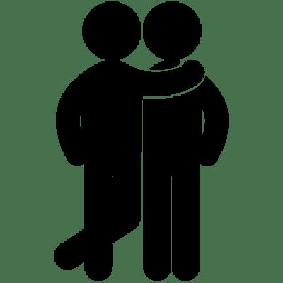 Image result for hug icon transparent