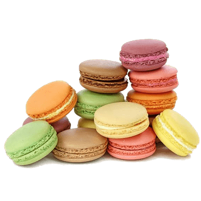 Collection of macarons transparent png stickpng for Cuisine janod macaron