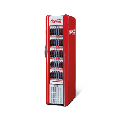 Retro coca cola fridge transparent png stickpng - Nevera coca cola retro ...