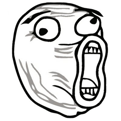 Rage Face Troll Face transparent PNG - StickPNG