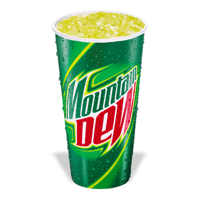 Mountain Dew transparent PNG images - StickPNG