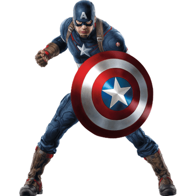 captain america shield side transparent png stickpng stickpng