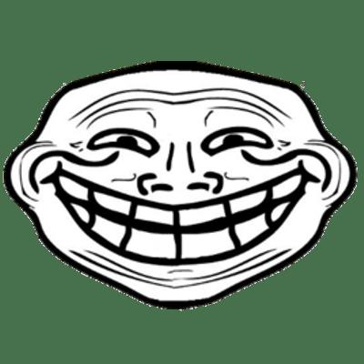 Troll Face Clipart | www.pixshark.com - Images Galleries ...
