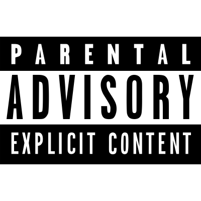 parental advisory explicit content transparent png - stickpng