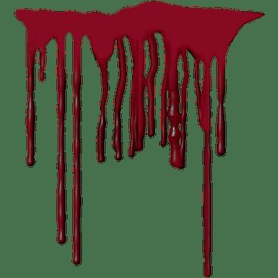 Blood Drip transparent PNG - StickPNG