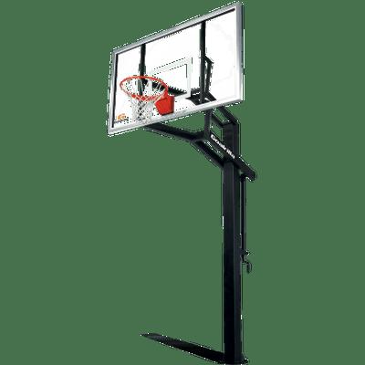 spalding double shot basketball assembly instructions