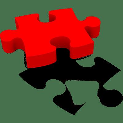 Puzzle Pieces transparent PNG - StickPNG