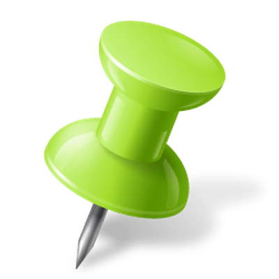 green push pin clip art images galleries with a bite. Black Bedroom Furniture Sets. Home Design Ideas