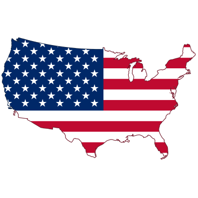 Usa Map transparent PNG - StickPNG