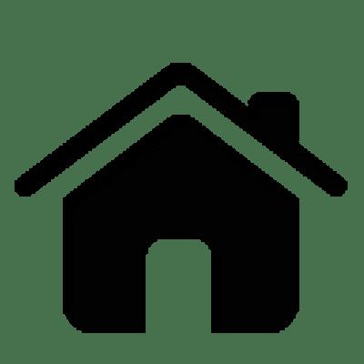 HD限定 White Home Icon Transparent Background - ラウンド