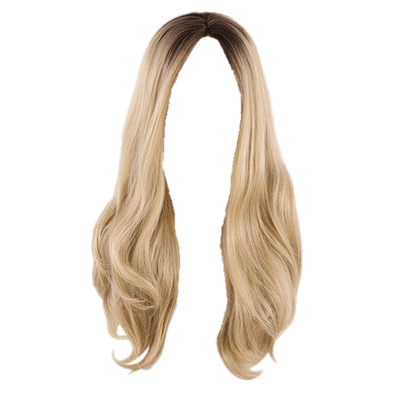 Blonde Wig Png White Wigs Online