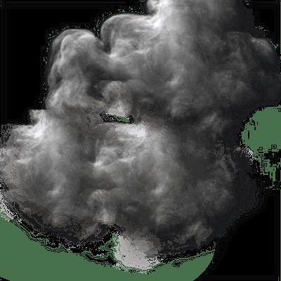 Circle Smoke Cloud transparent PNG - StickPNG
