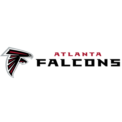 Atlanta Falcons Text Logo Transparent Png Stickpng