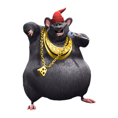Biggie Cheese transparent PNG - StickPNG