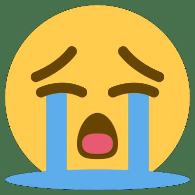 Crying Emoji Transparent Png Stickpng