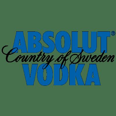 absolut vodka logo transparent png - stickpng