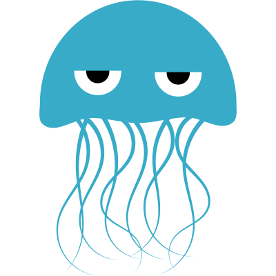 angry jellyfish clipart transparent png stickpng rh stickpng com jellyfish clip art free jellyfish clipart png