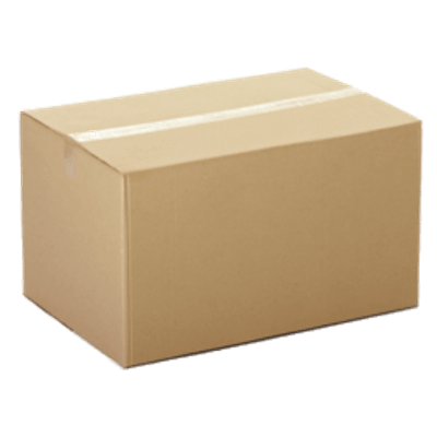 Empty Brown Shoebox transparent PNG - StickPNG