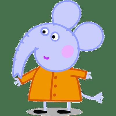Peppa Pig Transparent Png Images Stickpng