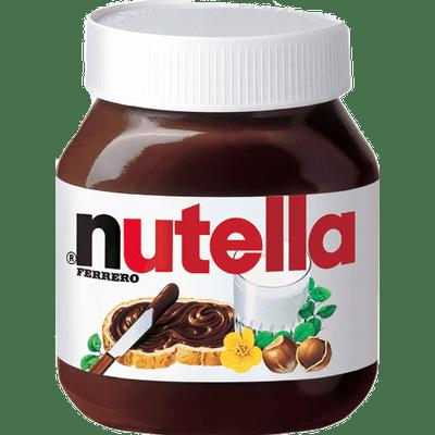 Nutella transparent PNG - StickPNG