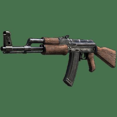 AK 47 transparent PNG - StickPNG
