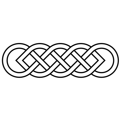 Long Celtic Knot