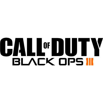 Black Ops 3 Logo Transparent Png Stickpng