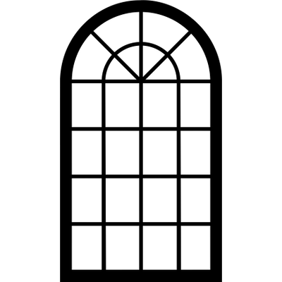 Window Frame Transparent PNG