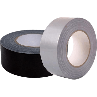 Black and White Duct Tape