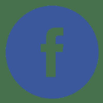Icône ronde Facebook PNG transparents - StickPNG