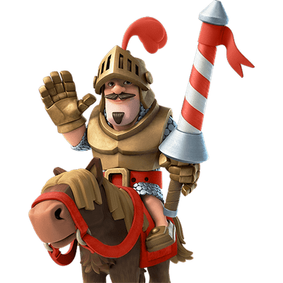 Sehr Clash Royale Red Prince transparent PNG - StickPNG YG21