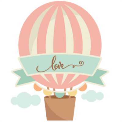 Vintage Hot Air Balloon transparent PNG - StickPNG