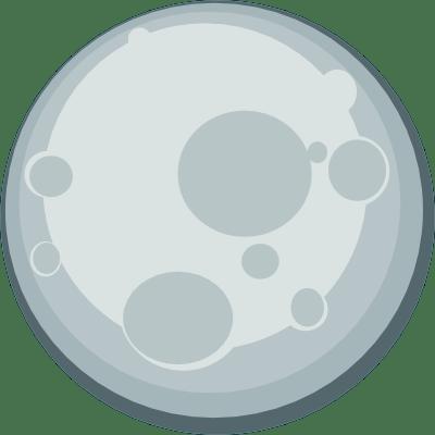 Moon Clipart transparent PNG - StickPNG