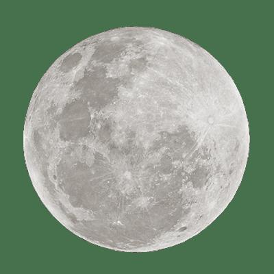 Bright Moon transparent PNG - StickPNG