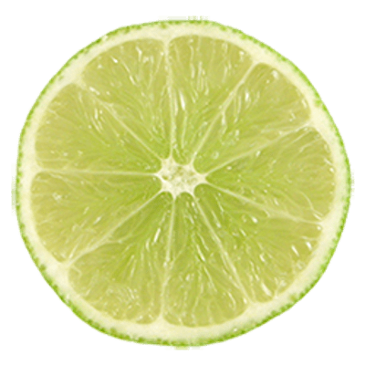 Lime Close Up transparent PNG - StickPNG